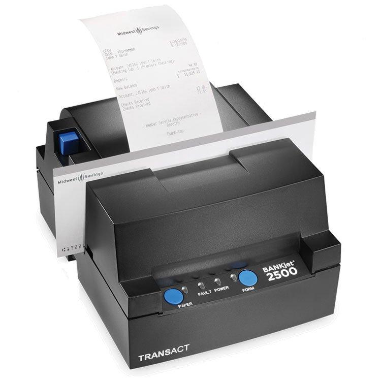 Impresora de tickets botenes azules