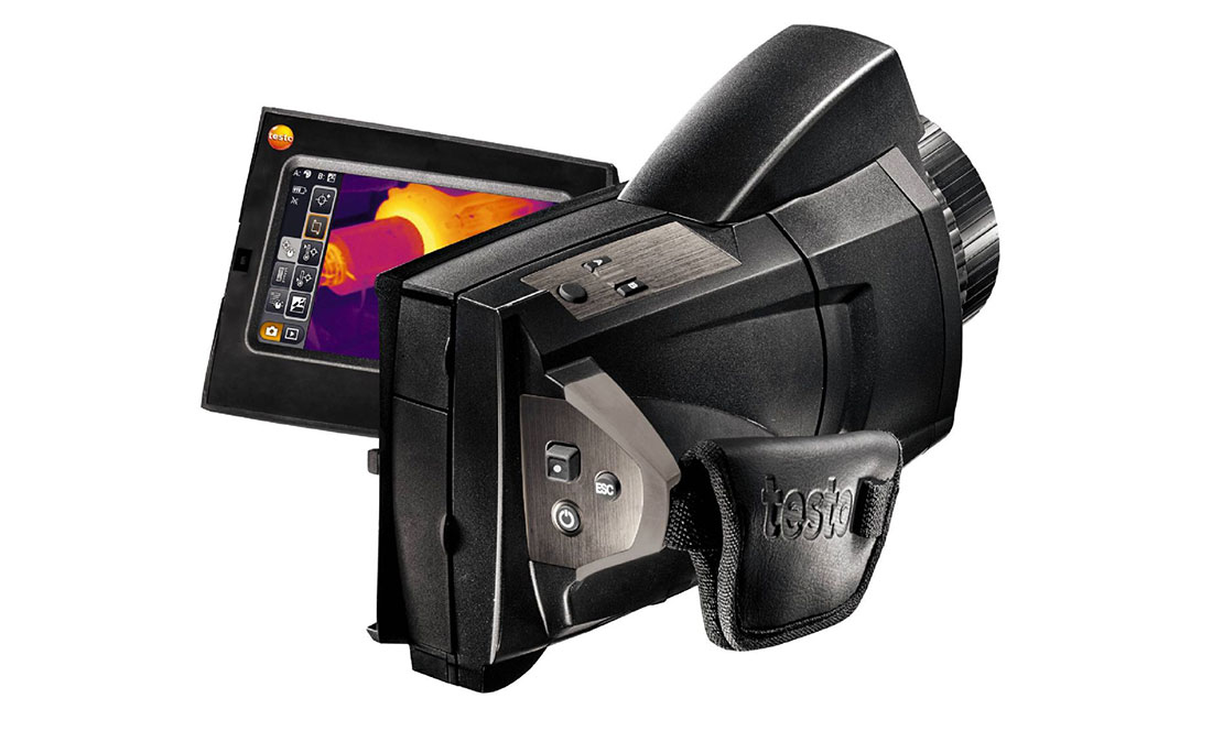 Thermic Camera 890